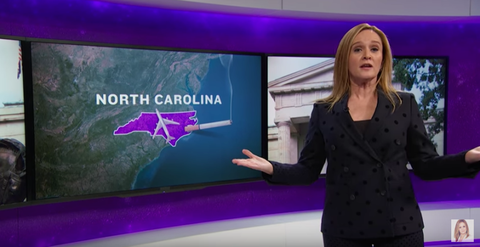 North Carolina Shows Us How Democracy Will Eventually End