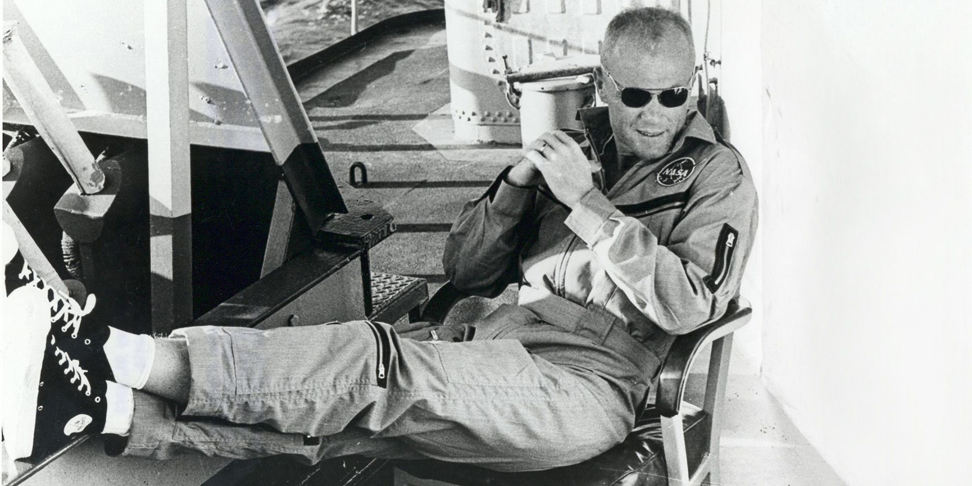 John Glenn's Extraordinary Life in Pictures