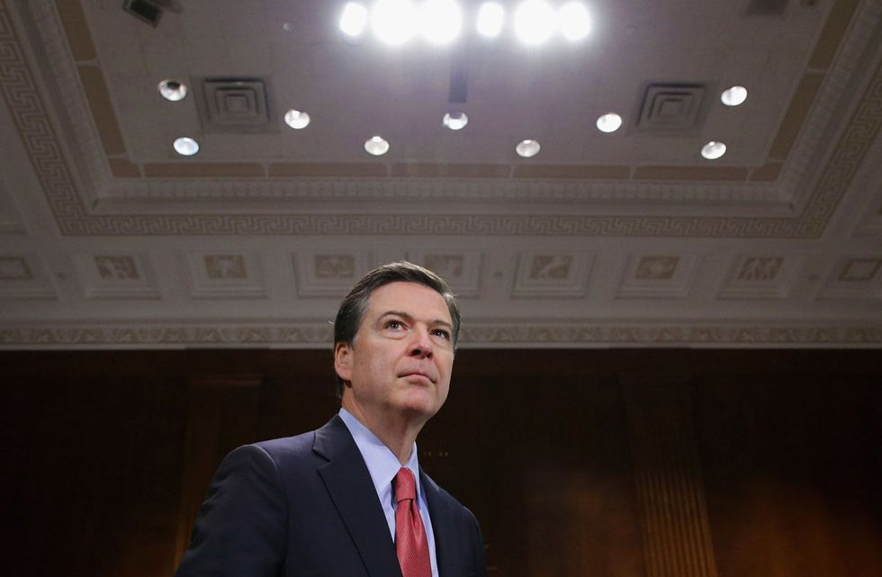 What Was James Comey Thinking?