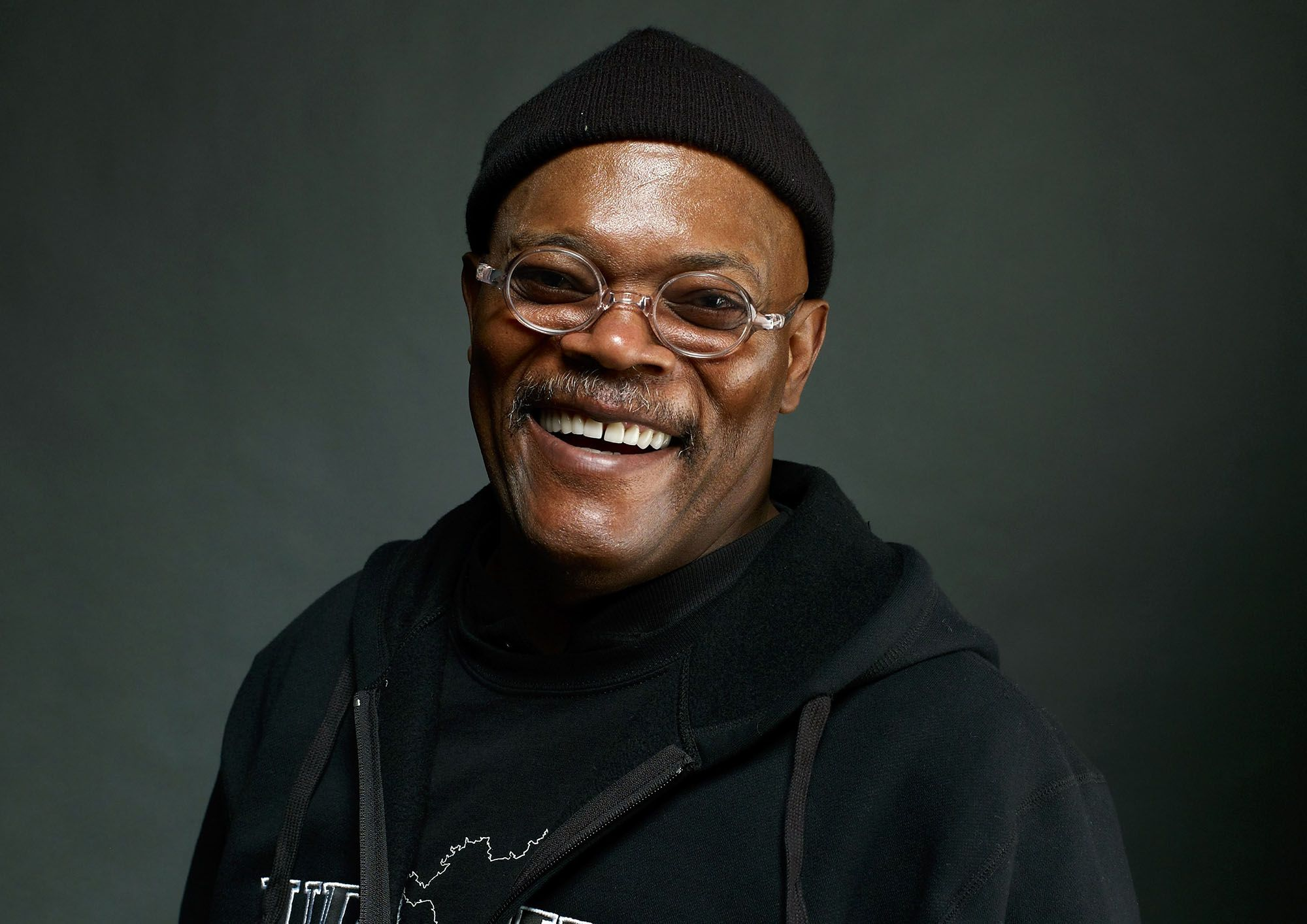 Watch: Samuel L Jackson talks Men's Health