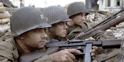 Soldier, Military person, People, Military uniform, Helmet, Gun, Army, Military organization, Firearm, Military,