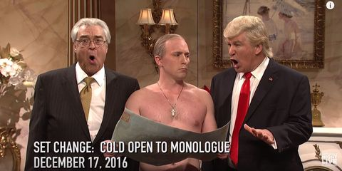 This Behind-the-Scenes SNL Video Is Impressive as Hell