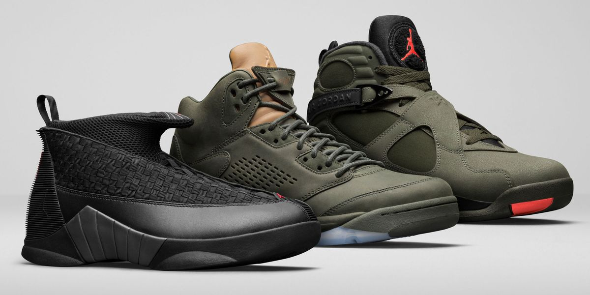 Jordan's Newest Sneakers Are a Street-Ready Riff on