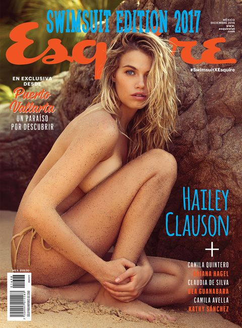 Hairstyle, Muscle, Poster, Beauty, Tan, Thigh, Magazine, Toe, Advertising, Long hair,