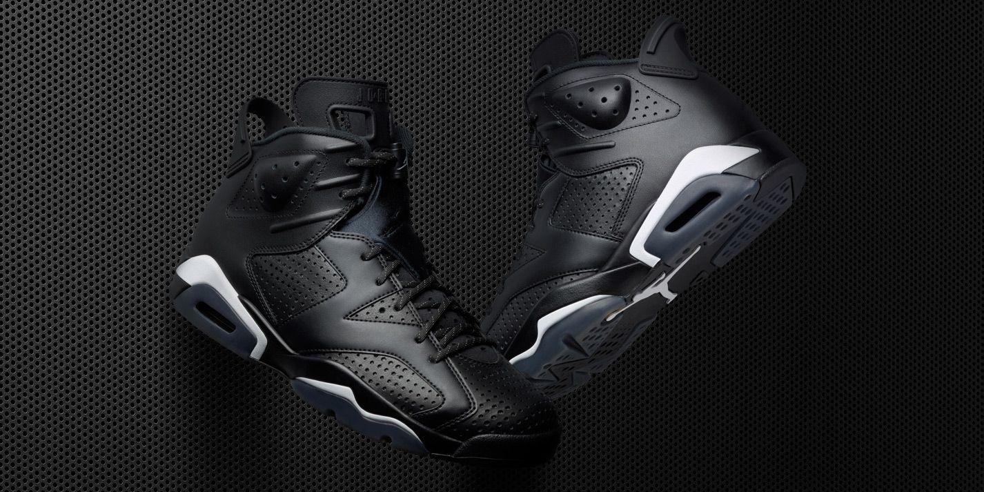 Air Jordan 6 Black Release Date - Where