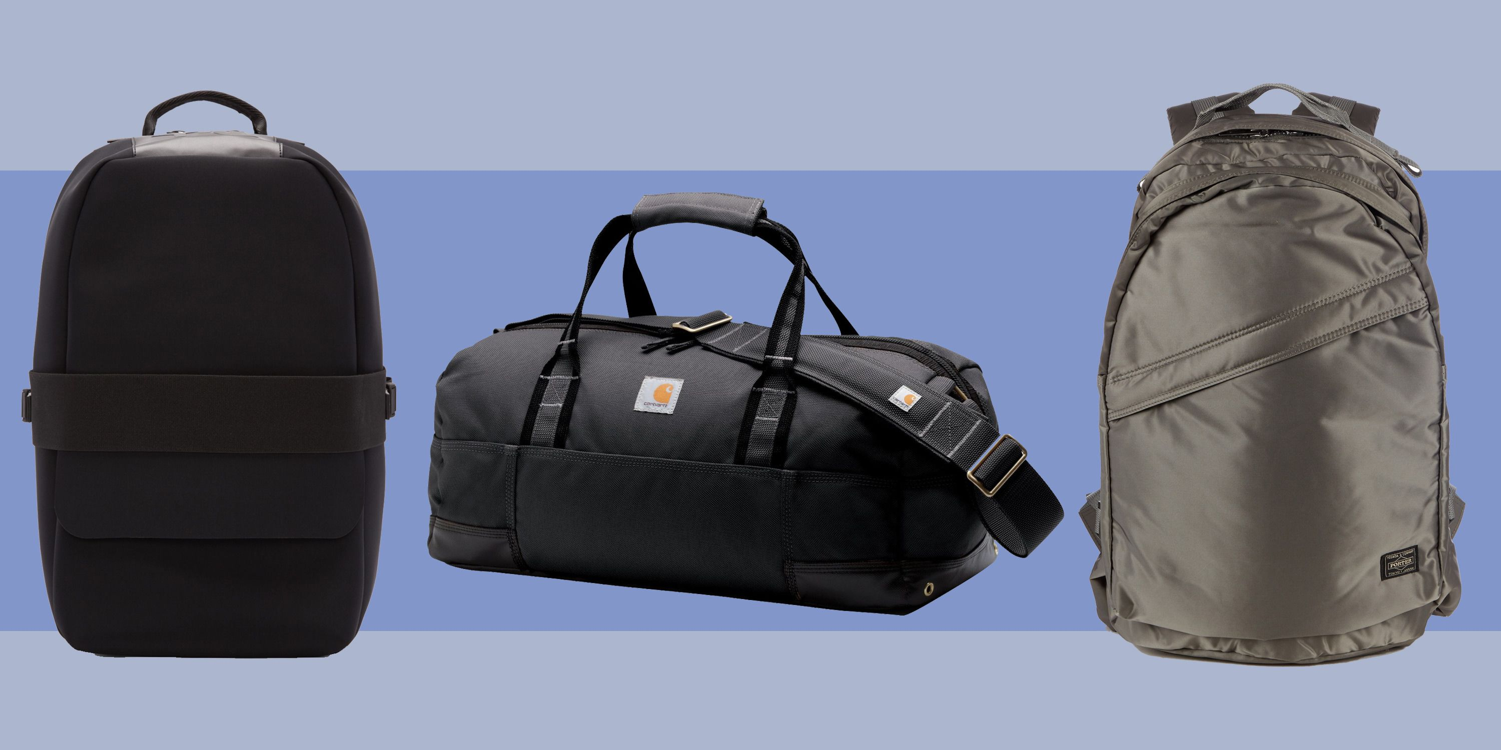 10 Actually Stylish Gym Bags For Men