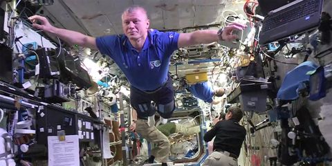 NASA's Mannequin Challenge Is Out of This World