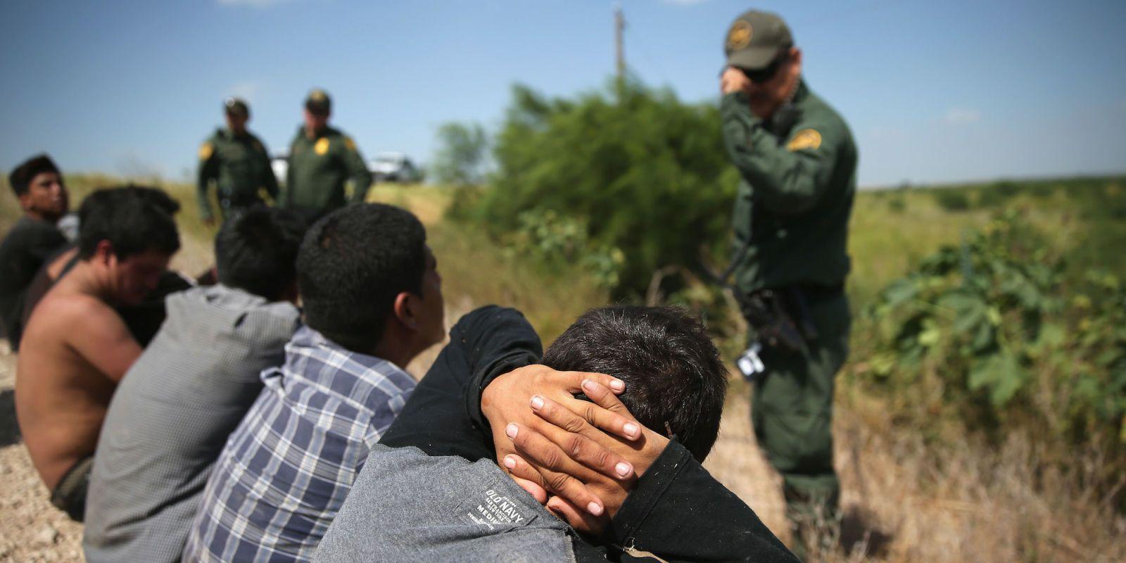 Border bribe sex