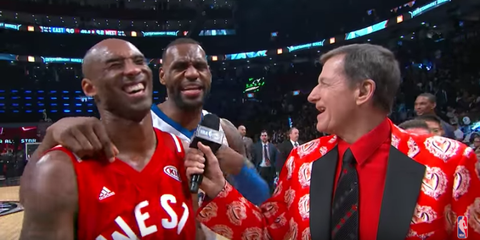 Please Enjoy This Reel of the NBA's Biggest Goofs, Gaffes, and Bloopers from 2016