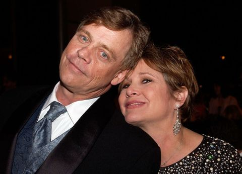 Mark Hamill's Carrie Fisher Tribute Gets It Right: 'She Was Our Princess, Damn It.'
