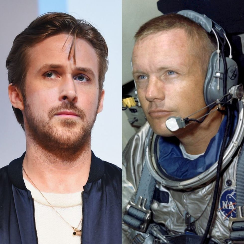 Ryan Gosling's Neil Armstrong Biopic Already Sounds Like an Oscar Contender