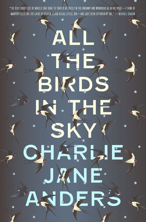 "<p>io9 editor and short story writer Charlie Jane Anders is coming out with a debut novel of magic, time travel, and the apocalypse. <em>All the Birds in the Sky</em>, a sci-fi / fantasy tale set in San Francisco, is <a href=""http://www.amazon.com/All-Birds-Charlie-Jane-Anders-ebook/dp/B00W190RPG"">set to be released</a> on January 26. </p>"