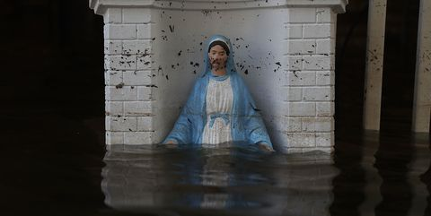Some Louisiana Water Is So Contaminated That Pastors Are Suspending Baptisms