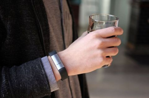 How Wasted Are You? This Wearable Will Tell You