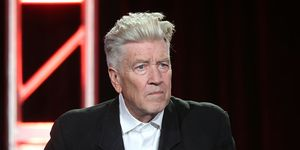 David Lynch at the TCA Press Tour 2017