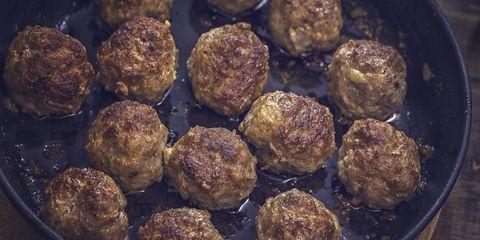 Man vs food recipes meatballs How To Make Perfect Meatballs Best Meatball Recipe