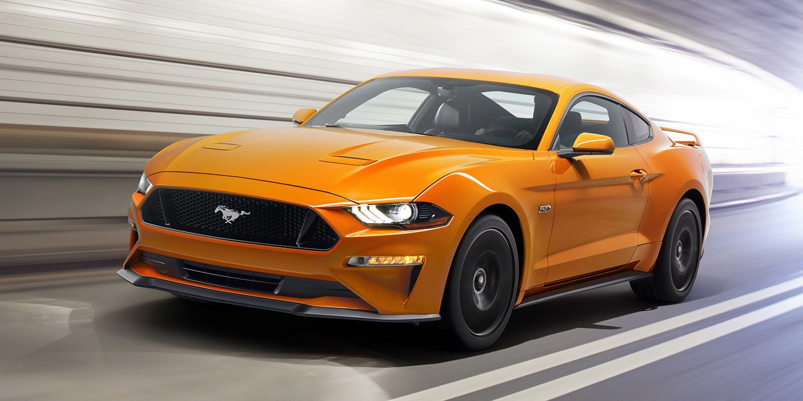 Ford Is Stepping Up Its Game With the New 2018 Mustang