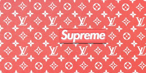 Louis Vuitton x Supreme Makes Its Official Debut