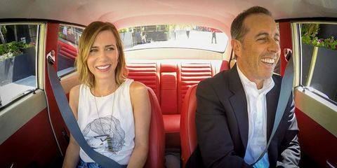 Jerry Seinfeld's Comedians in Cars Getting Coffee