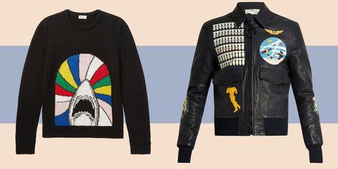 Product, Sleeve, Collar, Textile, Jacket, Sportswear, Font, Pattern, Fashion, Black,