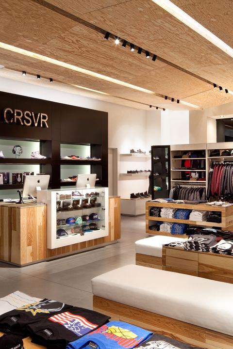 "<p>If you're logging miles on The Strip and zigzagging through sprawling hotels, you'll want to walk in comfort. Pick up a pair of designer sneakers at The Cosmopolitan's modern streetwear boutique, <a href=""https://crsvr.com/"" target=""_blank"" data-tracking-id=""recirc-text-link"">CRSVR</a>. Choose from the latest limited releases from Nike, Jordan, Adidas, or do your own thing.</p>"