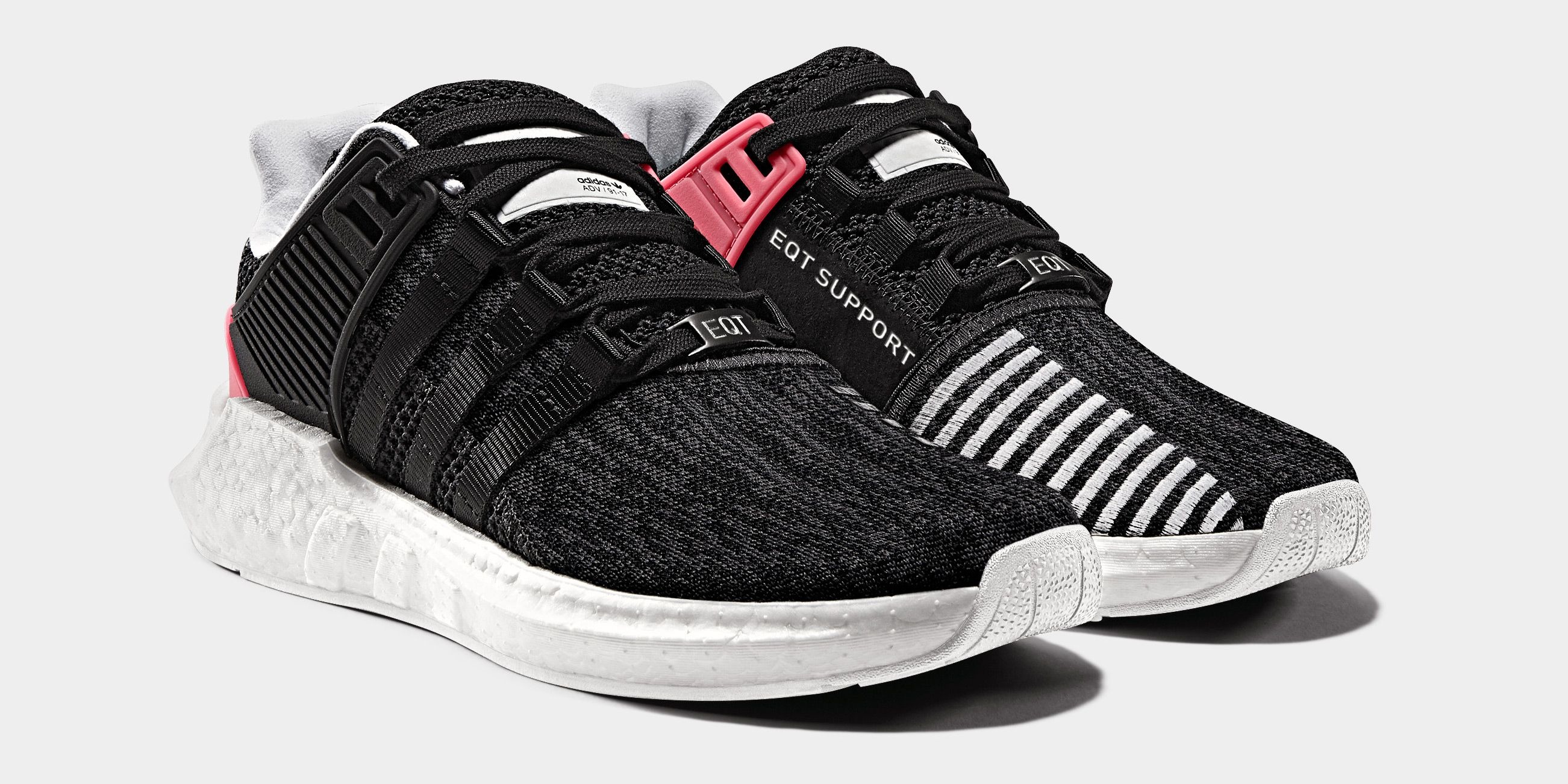 the latest b7f93 b613a Adidas Reinvents Its Cult-Classic EQT Range of Sneakers