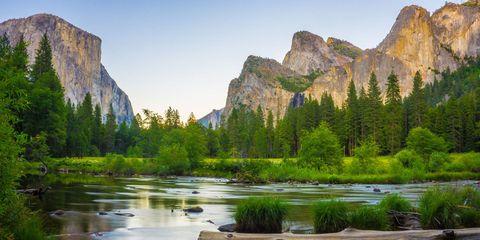 Body of water, Nature, Natural landscape, Natural environment, Mountainous landforms, Water resources, Landscape, Bank, Mountain, Nature reserve,