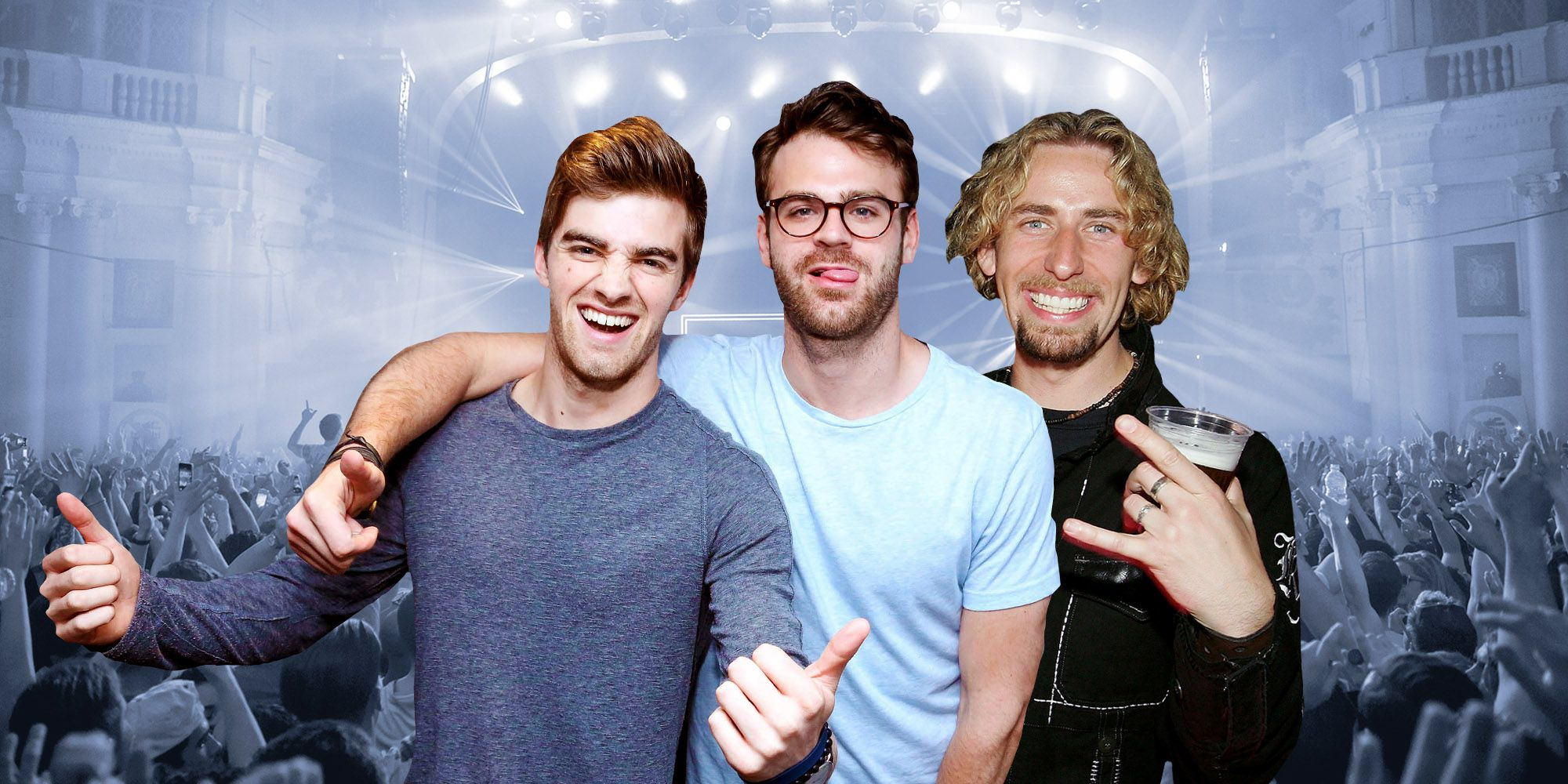 New Chainsmokers Song Sick Boy Review The Bravely Ask Hugo Boss Endrio Hitam Image