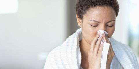 The CDC Says U.S. Flu Cases Have Reached Epidemic Levels