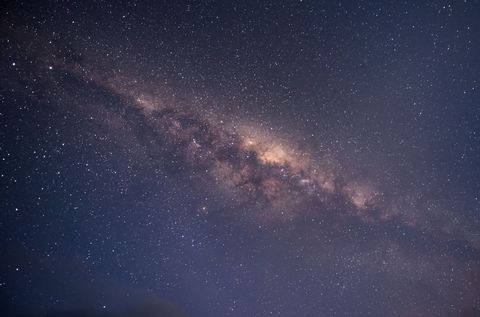 Our Galaxy Is Being Shoved Across the Universe by a Large Unseen Force, So There's That