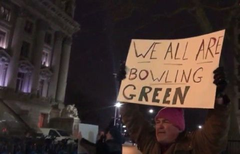 We Stand with Bowling Green