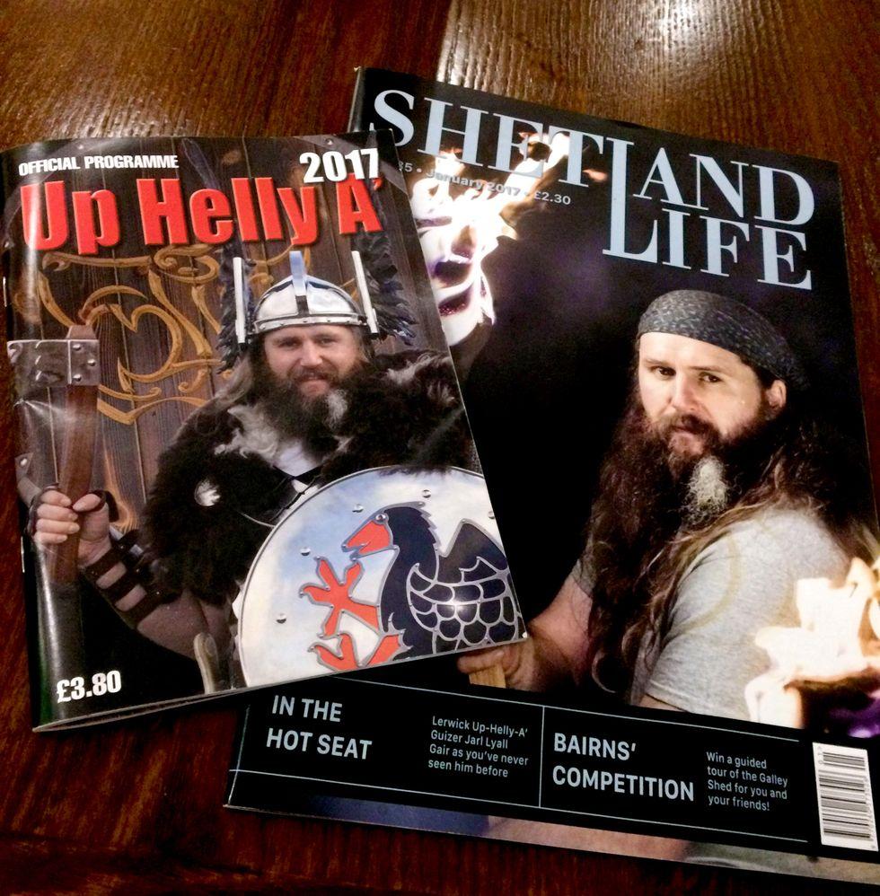 Inside Scotland's Wild Ship-Burning Viking Party