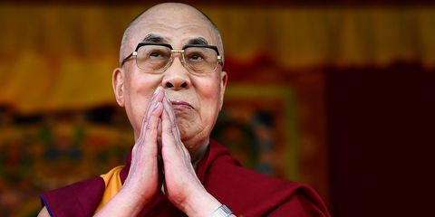 The Dalai Lama's Guide to Getting Through the Next 4 Years