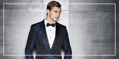 Clothing, Dress shirt, Collar, Coat, Shirt, Outerwear, Suit, Formal wear, Style, Blazer,