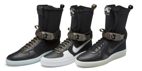 wholesale dealer a868b efadb Where to Buy the Nike Acronym Air Force 1 Downtown - Nike x ...