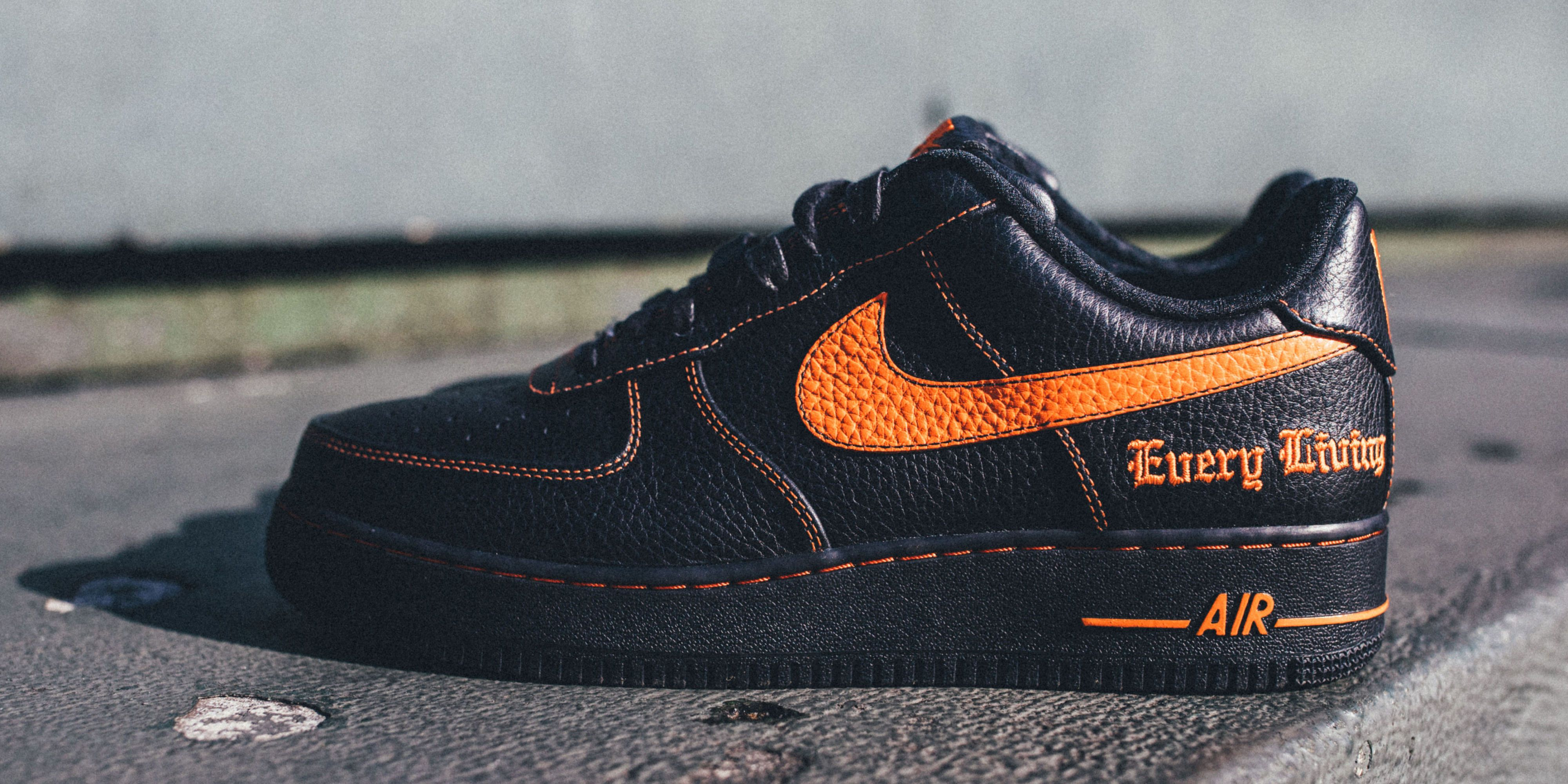 A$AP Bari on VLONE's New Air Force 1 Collab with Nike