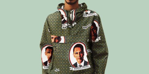 Supreme Is the Latest Brand to Pay Tribute to Obama