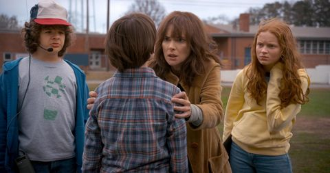 These New Images From Stranger Things Season 2 are Puzzling