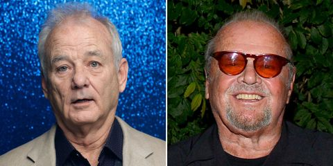 Bill Murray Was the Reason Jack Nicholson Came Out of Retirement