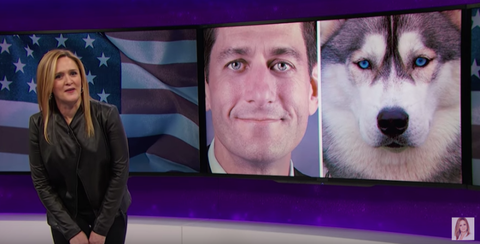 Samantha Bee's Paul Ryan Takedown Was Exquisite