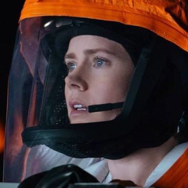 Arrival Director Denis Villeneuve delivered this sterling 2016 sci-fi drama about a linguist (Amy Adams) tasked with figuring out a way to communicate with aliens who've mysterious landed on Earth.