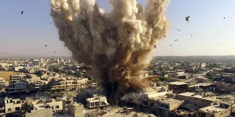 What the Hell Is Going on in Syria?