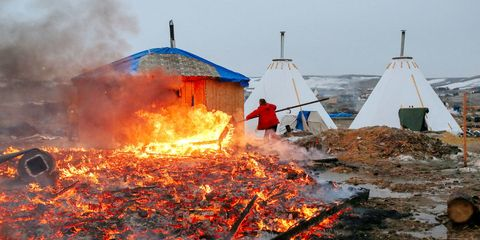 Heat, Fire, Flame, Pollution, Geological phenomenon, Tent, Camping,