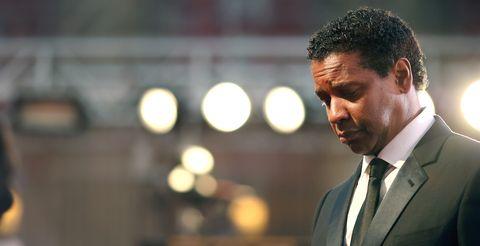 Denzel Washington's Reaction to Casey Affleck Was Fitting