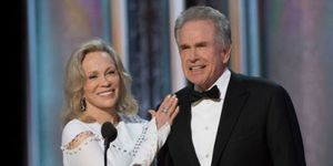 Faye Dunaway, Warren Beatty