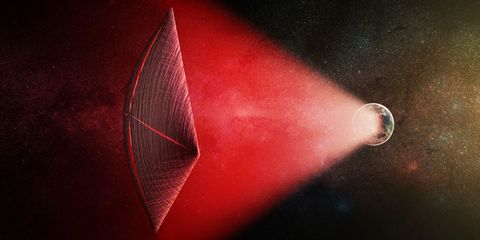 Harvard Scientists Think There Might Be Evidence of Alien Space Travel