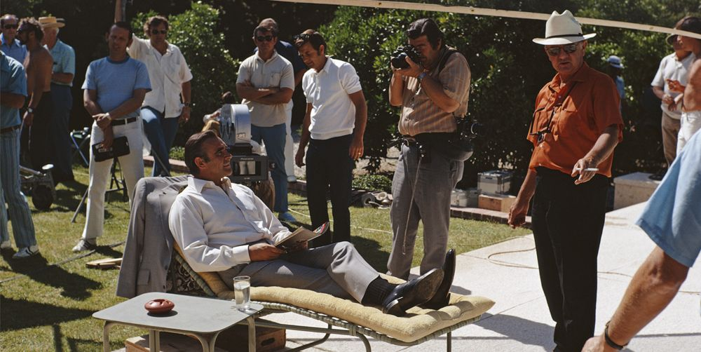 24 of the Coolest Set Photos in Movie History