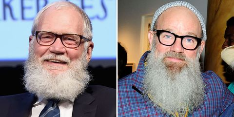 Facial hair, Hair, Beard, Moustache, Forehead, Elder, Glasses, Rabbi,