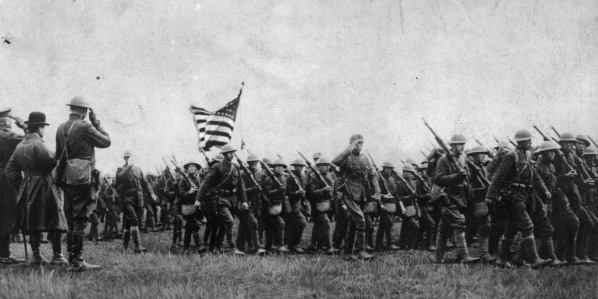 100 Years Ago Today The American Empire Was Born