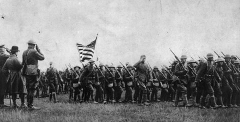 100 Years Ago Today, the American Empire Was Born